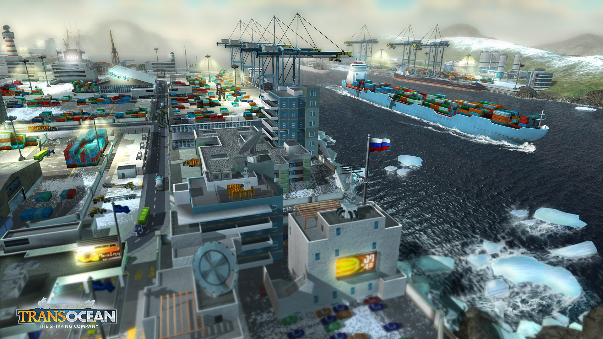 TransOcean: The Shipping Company - Screenshot 06